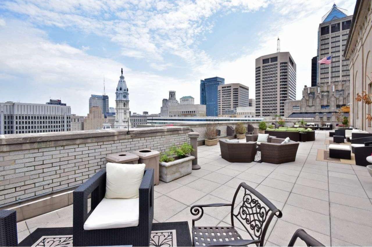The Phoenix Philadelphia Roofdeck View - MyPhillyCondo