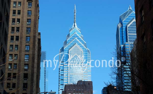 Two Liberty Place Condos in Center City Philadelphia